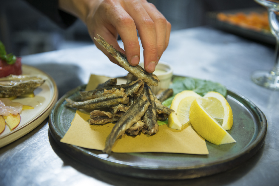 Ristorante Pesce Enoteca del Pesce Firenze